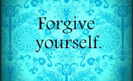 Physical effect of self-forgiveness