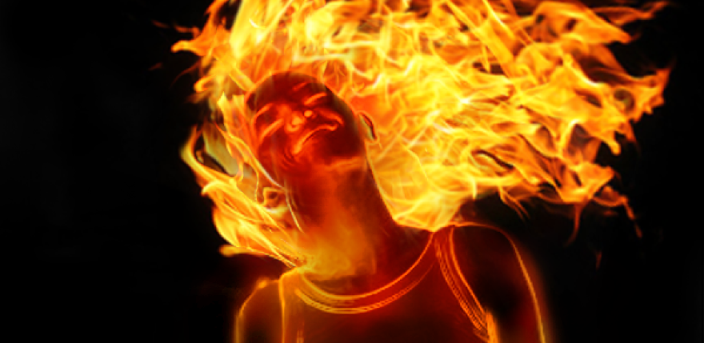 How I use my hotflash to support myself 2