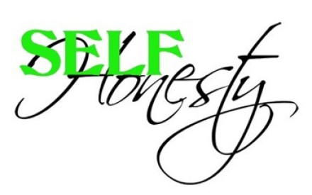 Self-honesty, self and relationships